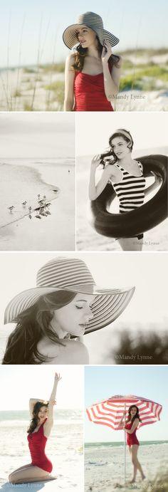 Preciso de inspirações para fotos em praia. Já que é só o que vai rolar em Fortaleza ^^