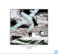 Ex-Libris BD et tirages - Ex-libris BD - Le retour des Tigres Volants