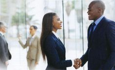 Find Professional African Business People Handshaking Office stock images in HD and millions of other royalty-free stock photos, illustrations and vectors in the Shutterstock collection. Thousands of new, high-quality pictures added every day. Effective Leadership, Young Professional, Best Credit Cards, Career Development, Business Women, Workplace, African, Stock Photos, People