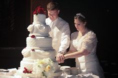Carter-Brown Photo By Wedding Pics, Brown, Cake, Photos, Marriage Pictures, Pictures, Kuchen, Brown Colors, Torte