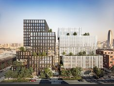 The SF mixed-use campus is the first office development in the Central SoMa Plan area to receive full-project approvals. Linear Park, Initial Public Offering, Real Estate Development, Affordable Housing, In Law Suite, Public Art, Art And Architecture, Square Feet, Skyscraper