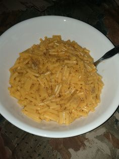 I'm going to go on record right now and say I make the most bomb Mac and Cheese ever! Extra Cheddar cheese, sprinkle of pepper, and a splash of Tobasco.