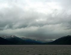 A review of Alaskan towns: where to stay, what to do and where to eat. (photo of Turnagain Arm) by Glass Wheels Travels