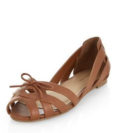 7a7971e7eb688d Tan Strappy Lace Front Peeptoe Sandals