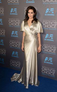 Angelina Jolie at the Critics' Choice Awards