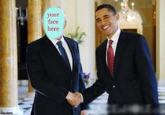 emirome: make Your photo with Obama for $5, on fiverr.com