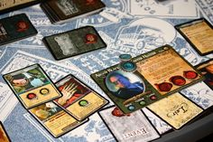 A Touch of Evil: The Supernatural Game | Image | BoardGameGeek