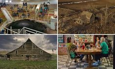 Incredible pictures capture life and history on the 100th Meridian