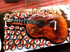 Great cake and nice tribute to Trigger . HBD Willie 80th,