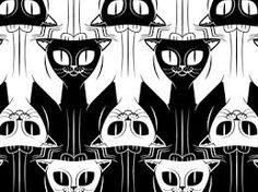 Resultado de imagen para escher cats