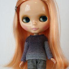 Ravelry: Fingering Weight Sweater for Blythe pattern by Anne Heidemann