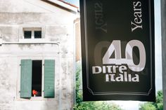 This year we celebrate our 40th birthday!