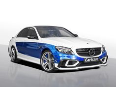 2015 Carlsson – CC63S Rivage W205 Base Mercedes C63 AMG-S
