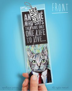BOOKMARK (6 x 20cm) small edition by the artist // ©philippe patricio / all rights reserved
