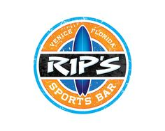 Help Rip's Sports Bar with a new logo by Wookster
