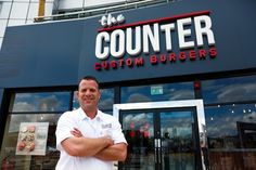 Gerry's Kitchen: 5 Questions - Jeff Weinstein, CEO of The Counter Hotel Reviews, Glasgow, Counter, Places To Visit, This Or That Questions, Kitchen, Cooking, Kitchens, Places Worth Visiting
