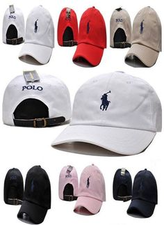 0618fb56f96 Polo Fashion Breathable Bask Baseball Cap Couples Tourism Hat Leisure Cap  Hat Polo Fashion