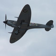 Supermarine Spitfire - British single-seat fighter aircraft used by the Royal Air Force and many other Allied countries throughout the Second World War.