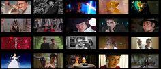http://mundodecinema.com/120-anos-de-cinema/ - O cinema celebrou, em 2015, o seu 120.º aniversário. Em jeito de celebração, Joris Faucon Grimaud – um cinéfilo com conta no YouTube – decidiu elaborar um vídeo onde presta uma homenagem à Sétima Arte, traçando uma evolução do trabalho cinematográfico desde os dias em que era mudo e a preto e branco até ao cinema como o conhecemos hoje.