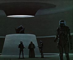- GRAPHIC -   Ralph McQuarrie - Star Wars Concept
