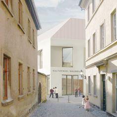 Mueller Reimann Architekten . KULTURINSEL . Naumburg (1)