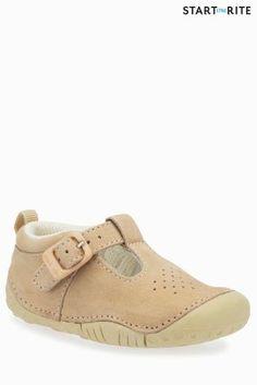 Start-Rite Natural Baby Jack Shoe