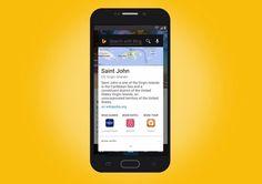 Bing para Android se adelanta a Google Now on Tap, con una característica similar