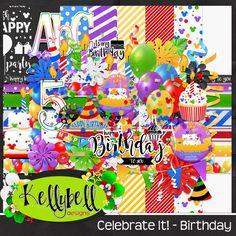 Celebrate It - Birthday