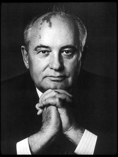 Mikhail Sergeyevich Gorbachev (2 March 1931) is a former Soviet statesman. He was the seventh and last undisputed leader of the Soviet Union, having served as General Secretary of the Communist Party of the Soviet Union from 1985 until 1991, and as the country's head of state from 1988 until its dissolution in 1991.