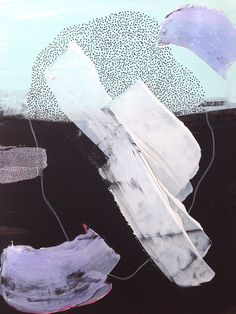 From IAMTHELAB.com Handmade Profiles: The Beautiful Abstract Art of Bianca Bello