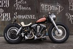 FLH80/Shovelhead by Confidential Garage