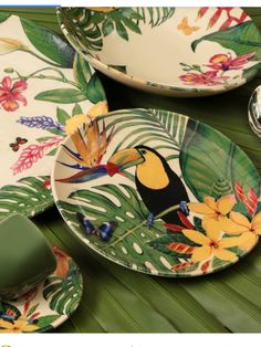Pottery Painting, Ceramic Painting, Ceramic Art, Painted Plates, Ceramic Plates, Decorative Plates, Plates And Bowls, Plates On Wall, Alain Thomas