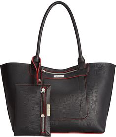 Marc Fisher Hold Me Tote on shopstyle.com it doesn't have a damn zipper...