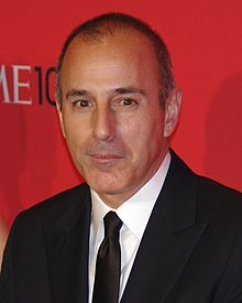 American television ~so-called~ journalist best known as the host of NBC's The Today Show since 1997