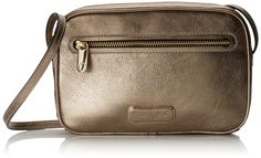 Marc by Marc Jacobs Sally Cross Body Bag, Gold, One Size