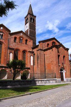 Milano, Basilica di S. Eustorgio