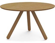montis disq round dining table