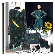 """LATTORI 13"" by lip-balm ❤ liked on Polyvore featuring moda, Lattori, Alaïa, Monsoon e lattori"