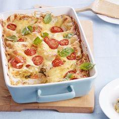 ESSEN & TRINKEN - Gemüse-Lasagne Rezept