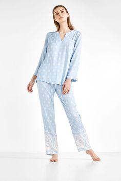 Nightwear and loungewear: Pyjamas, nightgowns, robes. Womens Pjs, Womens Pyjama Sets, Sleepwear & Loungewear, Nightwear, Pajamas Women, Ladies Pyjamas, Night Suit, Nightgowns For Women, Pajama Shirt
