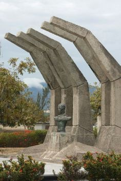 Jamaica Paul Bogle commemorated in National Heroes Park (Kingston)
