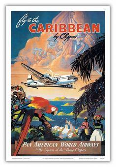100 Vintage Travel Posters die inspireren om te reizen The World