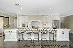 French Provincial Kitchens | Harrington Kitchens