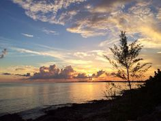 Cayman Sunset by Ellen Cuylaerts