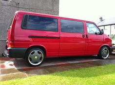 **no audi rims in here** - Page 28 - VW T4 Forum - VW T5 Forum