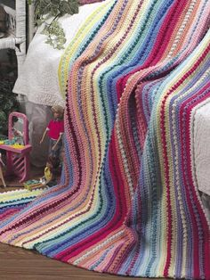 Have not crocheted anything since the 1970s, but these look like fun and not too complicated.