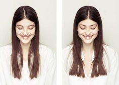 Symmetrical Face Photography : Alex John Beck