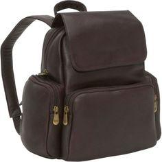Le Donne Leather Women's Multi Pocket Back Pack Purse,One Size,Café Le Donne Leather http://www.amazon.com/dp/B001M9Z012/ref=cm_sw_r_pi_dp_.KI5ub1800032