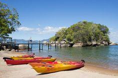 Lake Malawi - KayakAfrica: Mumbo Island images