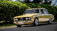 Alfa Romeo 2000 Berlina - Looks just like mine...